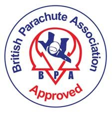 British parachute Association Approved Skydiving Centre