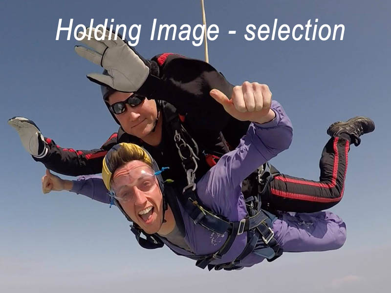 YHA Charity Skydive