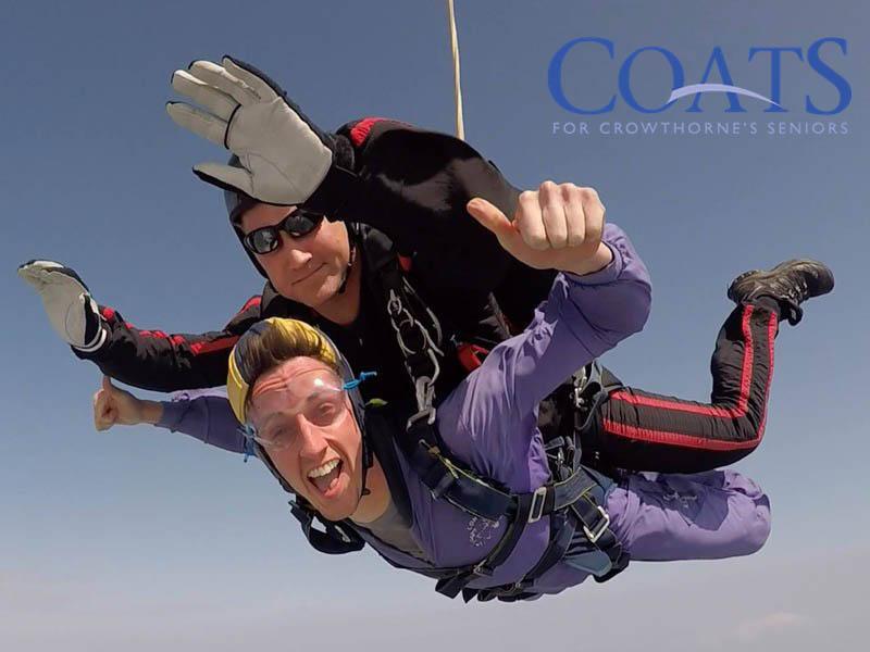 COATS Charity Skydive
