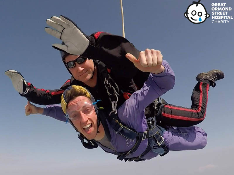 Great Ormond St Hospital Childrens Charity Skydive