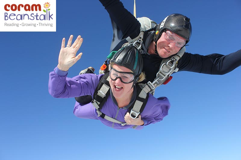Beanstalk Charity Skydive