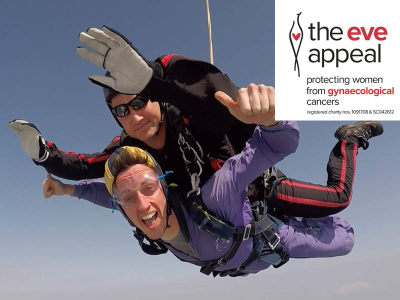 Eve Appeal Charity Skydive