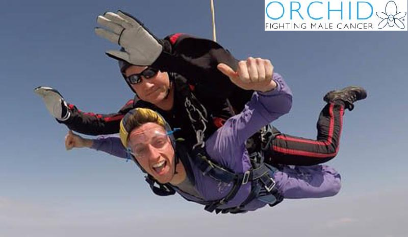 Orchid Charity Skydive