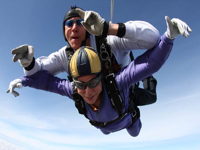 Tandem Skydiving London