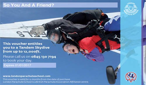 Ultimate Skydiving Experience | London Skydiving Centre
